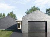 - kokybiškų namų statymas visoje