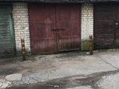Parduodamas garažas miesto centre, puiki