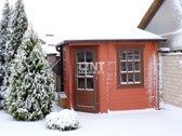Klaipėdos miesto centrinėje dalyje parduodamas gerai įrengtas dviejų aukštų namas su 4 arų žemės sklypu. Name sumontuota visa būtina ...