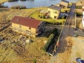 Parduodamas Dviejų Aukštų Namas Ramioje Ežero