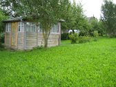 Parduodamas sodo namelis s/b Ringuva,kužių