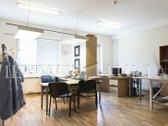 """Išnuomojamos 120 m² administracinės patalpos Verkių g., Šiaurės miestelyje.  VIETA  -Netoli """"Baldų Rojaus"""". -Patogus ..."""