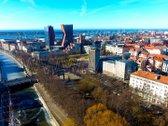 Pačiame Klaipėdos centre, Danės g., parduodamos pilnai įrengtos 127 kv. m. ploto komercinės patalpos (Prekybos paskirtis). Patalpos ...