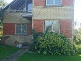 Parduodamas sodas su 2 aukštų namu su rūsiu