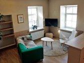 Uzupyje nuomojamas 3 kambarių butas su visais