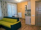 Nuomojamas 1 kambarių butas naujos statybos