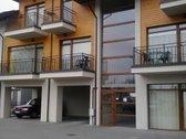 Šiuolaikinis 1 kambario butas su balkonu
