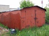 Parduodamas metalinis garažas nusikėlimui.