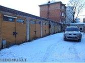 Isnuomojamas visas 8 garažų blokas Kauno
