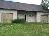 Parduodamas pastatas pačiame Balbieriškio