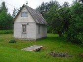 Parduodamas sodas su mūriniu nameliu s.b.
