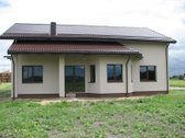 Parduodamas 286 kv.m. dalinai įrengtas namas