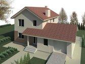 Parduodamas namas dviejų aukštų 170kv.m iš