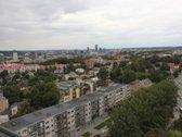 Vilniuje, Senamiestyje, Savanorių pr.