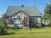 Parduodamas gyvenamasis namas Rietavo sav.