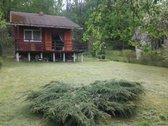 Parduodamas 2 aukštų sodo namas su terasa
