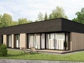 Parduodami naujai statomi A+ klasės namai