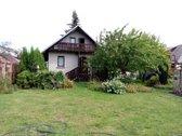 Parduodamas sodo namas su 6 arų sklypu