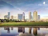 Naujai atidaromame moderniame verslo centre Konstitucijos pr. 15, Vilniuje, išnuomojamos komercinės A klasės patalpos. Patalpos ga...