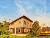 Parduodamas nebaigtas statyti rastinis namas