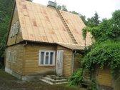 Parduodamas rąstinis namas Plaučiškių k.,Pakruojo raj. -28 a. sklypas; -vieno aukšto,su mansarda; -rąstinis; -bendras plotas 113 ...