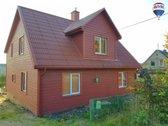 Parduodamas gyvenamasi namas Telšiuose, Vyšnių g.
