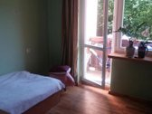 Nuomojamas jaukus kambarys su balkonu