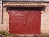 Parduodamas garažas prie