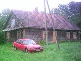 Didelis 8 kambarių senovinis namas (124 m2)