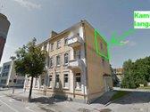 2 k. butas pačiame Šiaulių miesto centre.