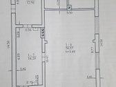 Parduodamas 108 kv. m Neįrengtas namas