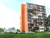 Ramiame Šnipiškių rajone parduodamas vieno