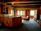 Parduodamas namas su 7,00 arų žemės sklypu.