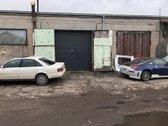Parduodamas garažas, kuris susideda iš dviejų