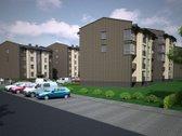 Parduodami nauji 1,2,3,ir 4 kambarių butai su