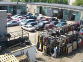 Išnuomojamas garažas 60.61 m2 su duobe