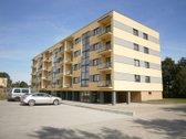 Parduodamas naujai įrengtas 2-jų kambarių butas: