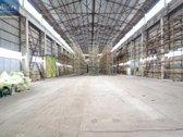 Išnuomojamas 2116 m² sandėlis arba dalimis