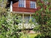 Parduodamas sodo namas su sklypu gražioje ir