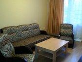 Išnuomuojamas dviejų kambarių butas