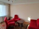 Išnuomojamas tvarkingas dviejų kambarių bute