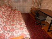 Išnuomuojamas vienas kambarys trijų kambarių