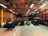 Specialus garažas - su ypatinga saugojimo
