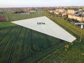 Parduodamas 3,02 ha. žemės ūkio paskirties sklypas Architektų g. Sklypas priklauso Šiaulių rajonui ir bendrame plane patenka į G2...
