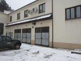Nuomojamas garažas - 71 kv.m.