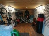 Parduodamas sausas ir po kapitalinio remonto garažas. Perdažytos sienos, pakeista stogo danga, įstatytos naujos metalinės durys, s...