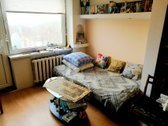 Išnuomojamas kambarys 2-jų kambarių bute