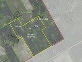 Parduodamas 17,48 ha žemės ūkio paskirties plotas