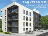 Paryžiaus Būstas – tai naujas, modernus, 4