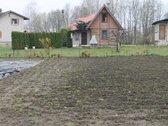 Parduodamas sodo sklypas su sodo nameliu,